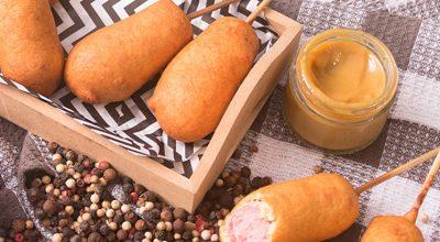 10 receitas de salsicha empanada para inovar na hora do lanche
