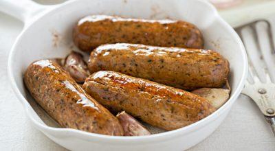 10 receitas de salsicha vegana para uma vida sem carne