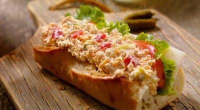 7 receitas de sanduíche natural de atum que vão te dar água na boca