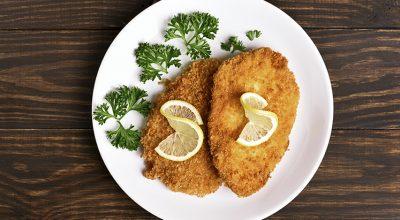 6 receitas de schnitzel para se sentir na Áustria sem sair da cozinha