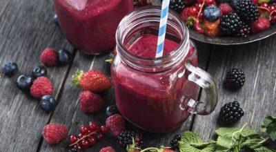 40 receitas de smoothies nutritivos e rápidos de fazer