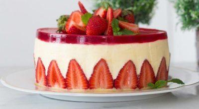 50 receitas de sobremesa com morango doces na medida certa