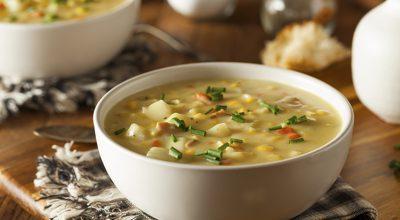 100 receitas de sopas deliciosas e fáceis para se fazer em casa