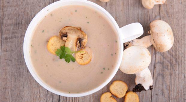 14 receitas de sopa de cogumelo tão gostosas que parecem um abraço