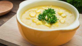 8 receitas de sopa de milho que vão facilmente te conquistar