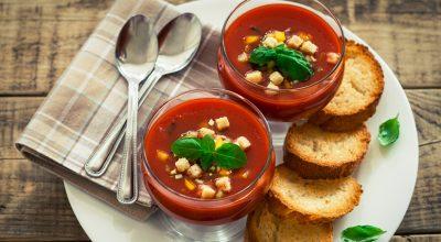 20 receitas de sopa fria para incluir no cardápio e se deliciar