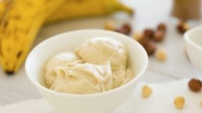 10 receitas de sorvete de banana congelada simples e refrescantes