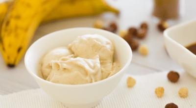 13 receitas de sorvete fit de banana para se refrescar sem culpa