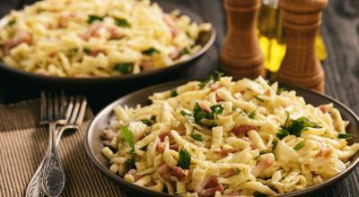 10 receitas de spaetzle para se deliciar com uma massa alemã