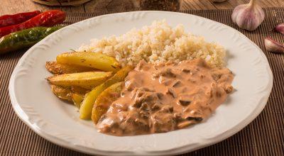 7 receitas de strogonoff simples perfeitas para matar a fome