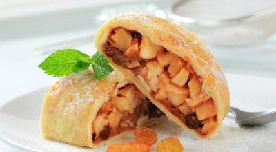 12 receitas de strudel que combinam sabores e texturas incríveis