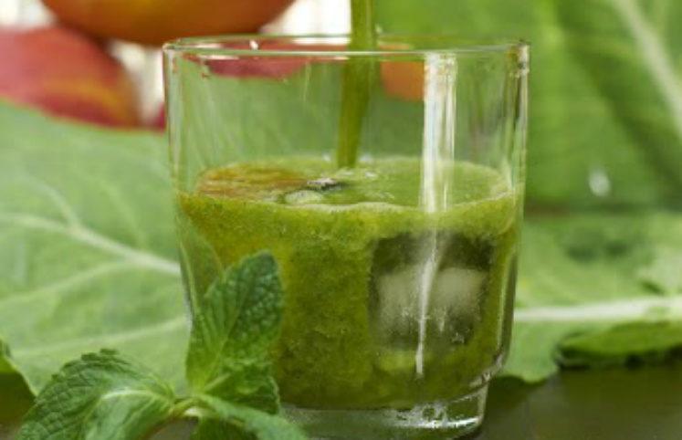 receita suco verde couve abacaxi gengibre