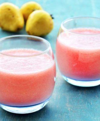 9 receitas de suco de goiaba nutritivos para acompanhar suas refeições