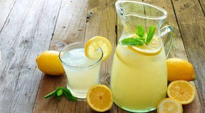 15 receitas de suco de limão para esquecer de vez o refrigerante