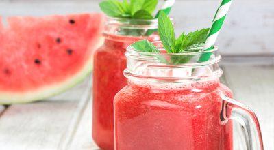 16 receitas de suco de melancia para se refrescar com estilo