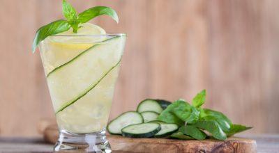 10 receitas de suco de pepino que são funcionais e nutritivas