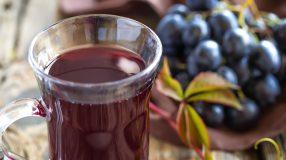 6 receitas de suco de uva deliciosos para refrescar os seus dias