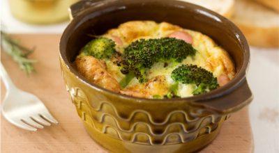 12 receitas de suflê de brócolis para variar o preparo deste vegetal