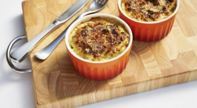25 receitas de suflê de legumes para um lanche bem gostoso