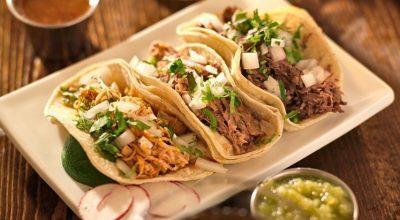 15 receitas de tacos mexicanos que te farão ir ao México sem sair de casa