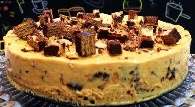 7 receitas de torta de Bis para a sobremesa do seu próximo almoço em família