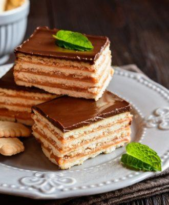 13 receitas de torta de bolacha simples para uma sobremesa incrível
