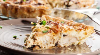 10 receitas de torta de frango cremosa que não poderiam ser mais fáceis