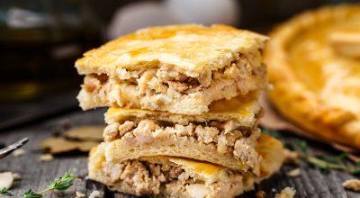 7 receitas de torta de frango de liquidificador perfeitas para os preguiçosos