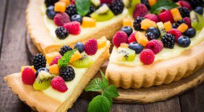 24 receitas de torta de frutas deliciosas e muito refrescantes
