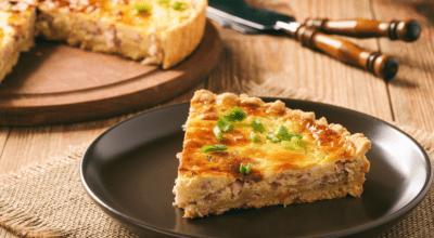 10 receitas de torta de legumes de liquidificador práticas e deliciosas