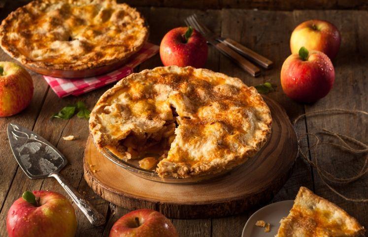 40 receitas de torta de maçã perfeitas para comer no café da tarde