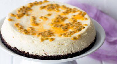 24 receitas de torta de maracujá para inovar nas sobremesas