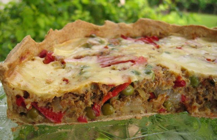 6 receitas de torta de sardinha super rápidas de preparar
