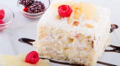 11 receitas de torta gelada de abacaxi para se deliciar nos dias quentes