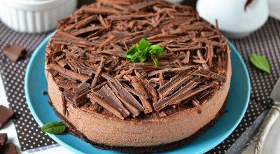 23 receitas de torta mousse de chocolate que são pura doçura