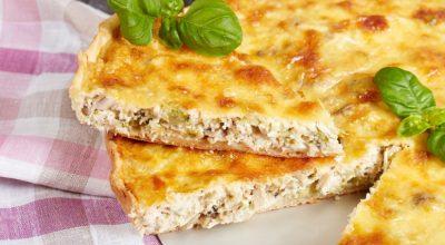 52 receitas de torta salgada de liquidificador pra quando a fome bater