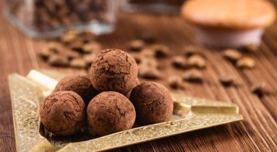 17 receitas de trufas de chocolate com gostinho de paraíso