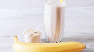 7 receitas de vitamina de banana com aveia para ficar bem nutrido