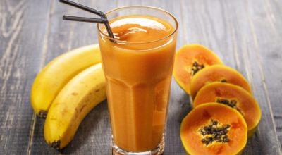 10 receitas de vitamina de mamão para uma bebida nutritiva e saborosa