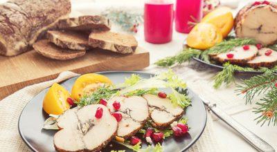 37 receitas light para celebrar o Natal com uma ceia leve e saudável