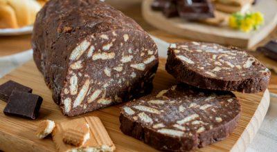 14 receitas de salame de chocolate para um doce diferente e delicioso