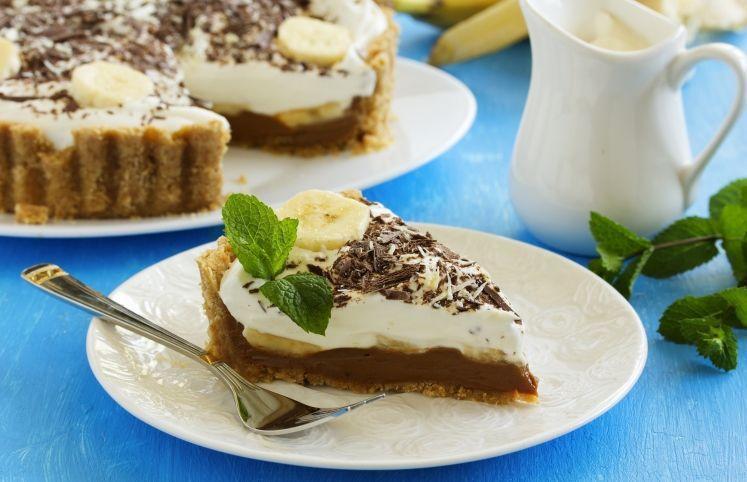 50 receitas de torta de banana que vão te fazer sair da dieta