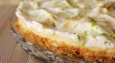 30 receitas de torta de limão fácil para fazer uma sobremesa encantadora